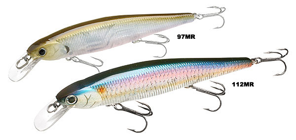 lucky craft lures lucky craft slender pointer series baits 2363