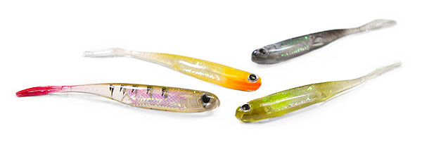 bento minnowvs berkley drop shot minnow - tackletour, Hard Baits