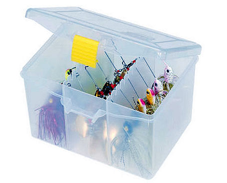 sc 1 st  LandBigFish.com & Plano 3503-04 Medium Spinner Bait Storage Box