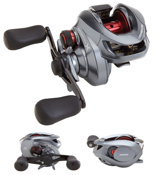 Shimano Chronarch CI4+ Baitcasting Reel