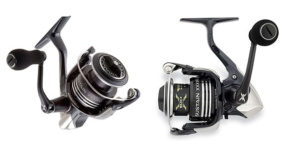 Shimano Sustain FG Front Drag Freshwater Spinning Reels