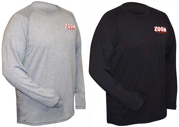 Zoom Performance Long Sleeved Shirt