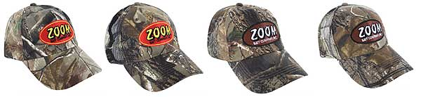 Zoom Realtree Camo Hats