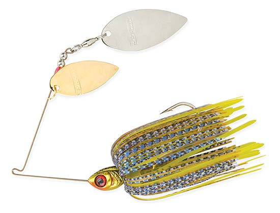 BOOYAH Bait Co. Vibra-Flx Spinnerbait