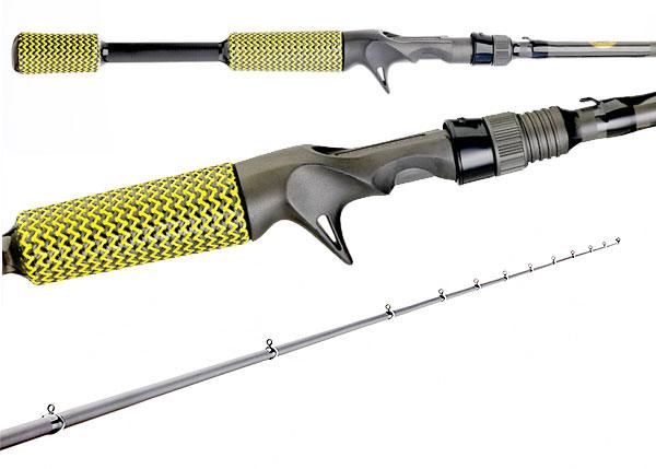 Cashion fishing rods elite series crankbait casting rods for Cashion fishing rods