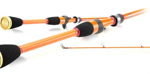 Rich 39 s bass fishing tackle blog a carrot stix a day for Carrot stick fishing rod
