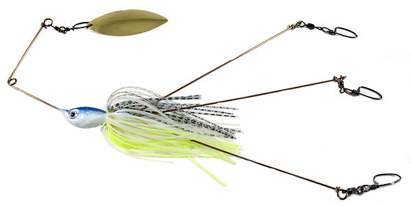Get Hooked Baits The Spinner Rig