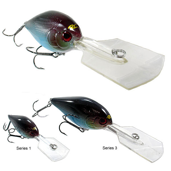 Luck 'E' Strike The Mini Freak/Freak Crankbait