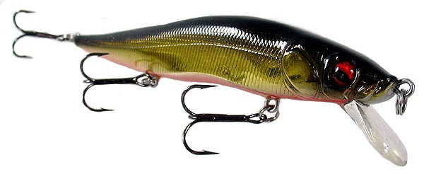 Luck 'E' Strike RC STX Jerk Bait