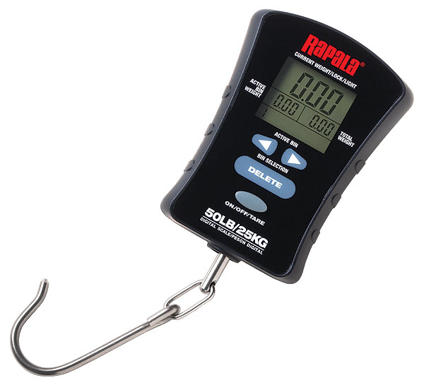 Rapala 50lb Compact Touch Screen Scale