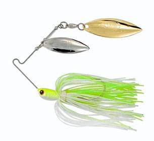 Stanley Vibra Shaft Accent Series Spinnerbaits