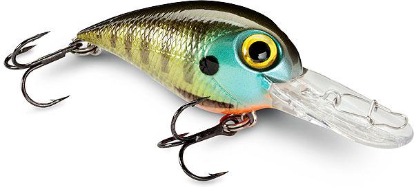 Storm wiggle wart madflash for Fish eye wart