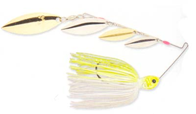 Strike King Quad Shad Spinnerbaits