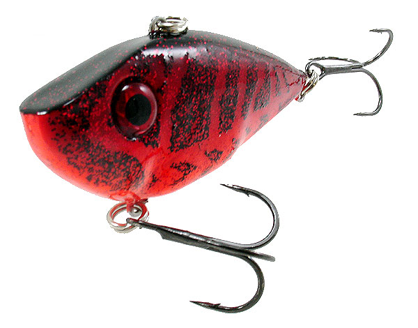 Strike King Silent Series Red Eye Shad