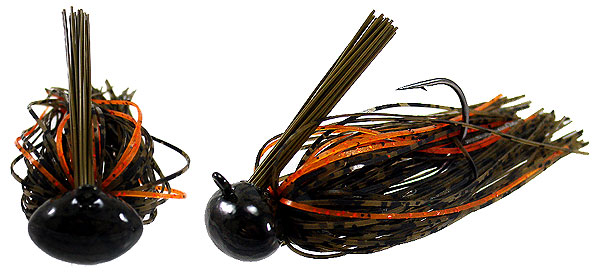 Tight Line Jigs Mussel Crawler Football Jigs