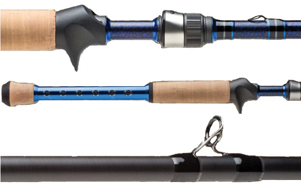 Powell TiMax Spinning Rods