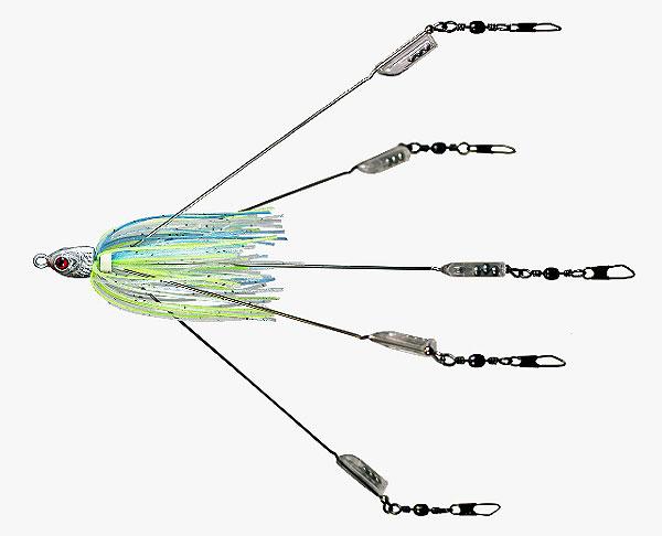 Landbigfish fishing tackle martketplace Umbrella rig fishing