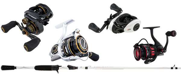 Abu Garcia - 25% Off Select Reels & Rods