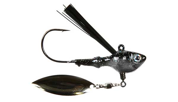 Fish Head Weedless Fish Head Spin - NOW IN STOCK