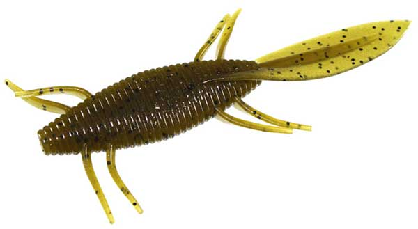 Gary Yamamoto Sanshouo Salamander - NEW LURE