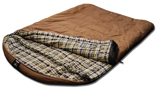 2 Person +25º Cotton Duck Sleeping Bag