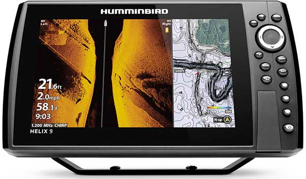 Humminbird HELIX 9 CHIRP MEGA SI+ GPS G4N - NEW IN BOATING