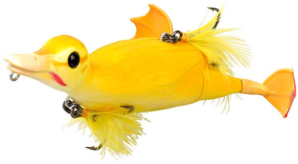 Savage Gear 3D Suicide Duck - NEW LURE FROM ICAST!