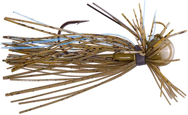 Cumberland Pro Lures Finesse Football Jig - NEW IN JIGS
