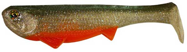 Optimum Boom Boom Weedless Swimbait - NOW IN STOCK