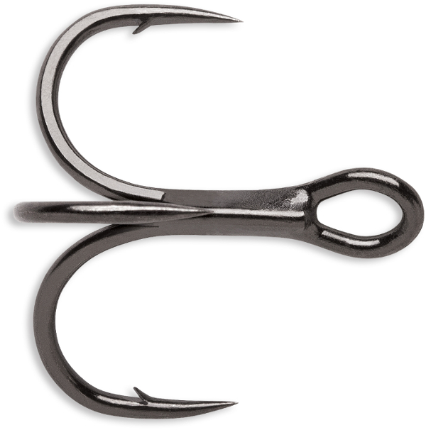 VMC 7548 Hybrid Treble Short 1X Hook - NEW TERMINAL TACKLE