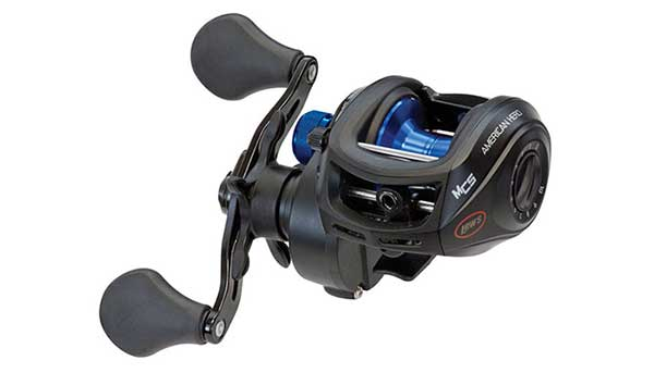 Lews American Hero Speed Spool Baitcast Reel - LEFT HAND
