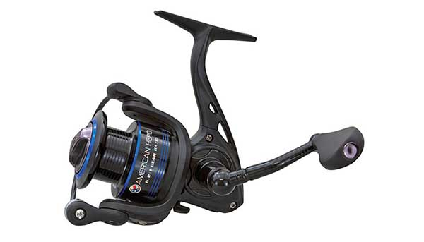 Lew's American Hero Speed Spin Spinning Reel - BACK IN STOCK
