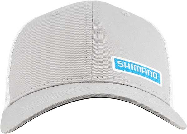 Shimano Low-Profile Performance Trucker Cap - NEW IN APPAREL