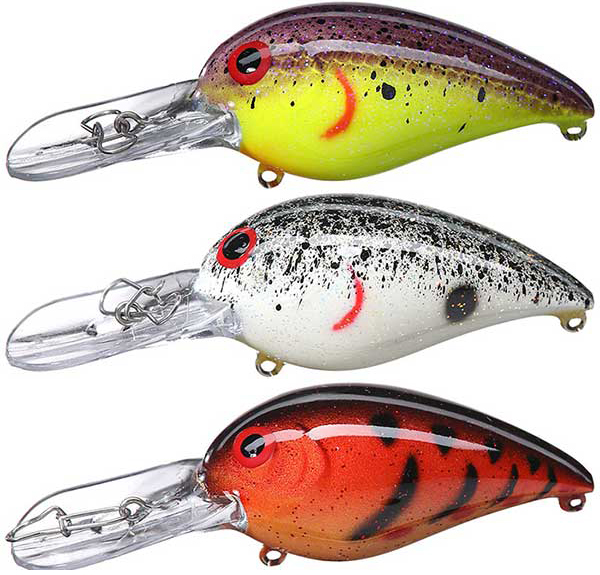 Luck-E-Strike American Original G5 Crankbait - MORE COLORS