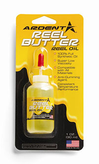 Ardent Reel Butter Reel Oil - BACK IN STOCK