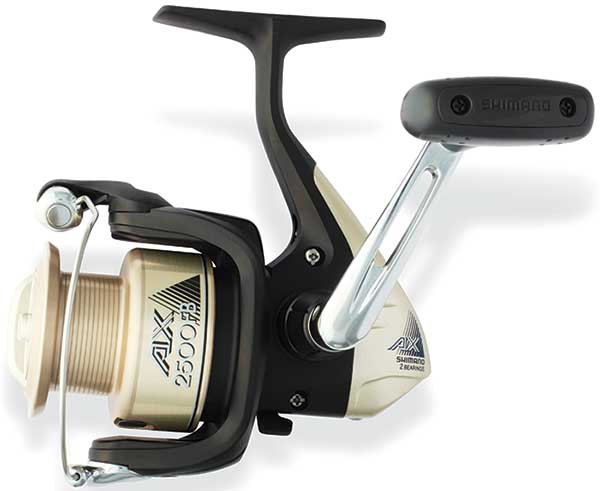 Shimano AX Spinning Reel - BACK IN STOCK