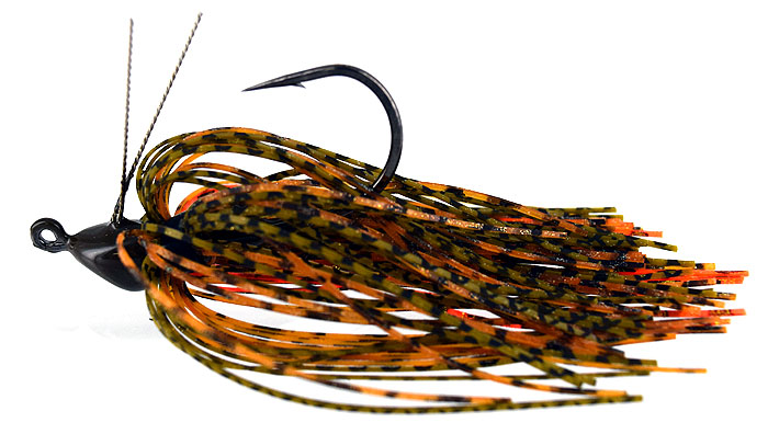 BC Lures Bubba Bug Casting Jig Tennessee Orange Craw - BACK IN STOCK