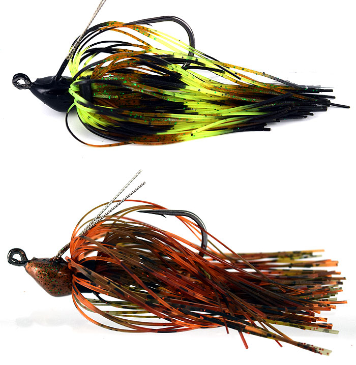NEW COLORS!!! BC Lures Jigs