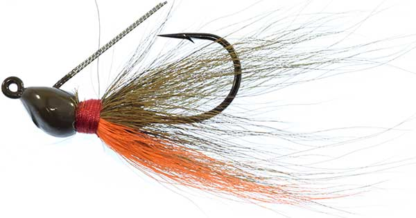 BC Lures Bubba Bug Hair Jig - NEW IN JIGS