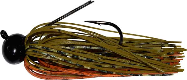 BC Lures Wire Guard Football Head Jig - NOW AVAILABLE