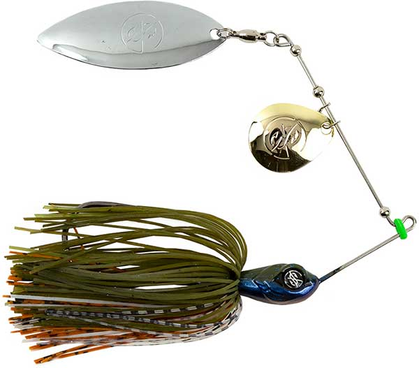 Googan Squad Zinger Colorado Willow Spinnerbait - BACK IN STOCK