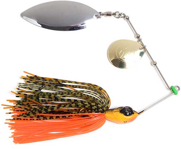 Googan Squad Zinger Colorado Willow Spinnerbait - NEW SPINNERBAIT