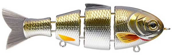 Catch Co. Mike Bucca Baby Bull Shad - NOW AVAILABLE