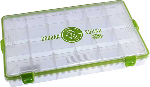 Bass Mafia Googan Squad Bait Casket 3700 2.0 - NOW AVAILABLE