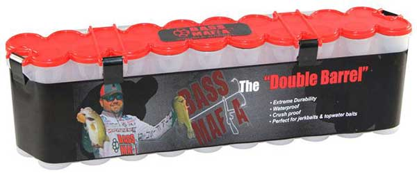 Bass Mafia Double Barrel Jerkbait Coffin - NOW IN STOCK