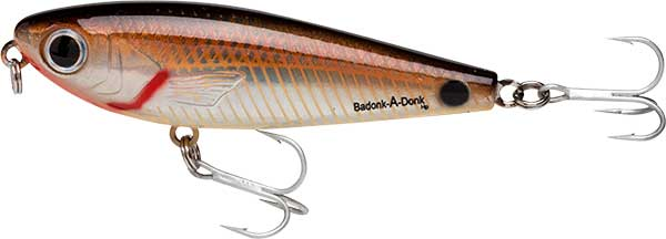 Bomber Saltwater Grade Badonk-A-Donk High Pitch and Low Pitch - NOW IN STOCK
