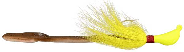 Bomber Saltwater Grade Jig-N-Eel Striper Jig - NOW IN STOCK