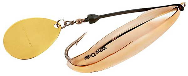 Bomber Saltwater Grade Who Dat Rattling Spinner Spoon - NOW IN STOCK