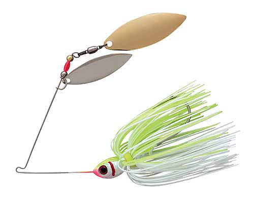 20% OFF BOOYAH Bait Co. BOOYAH Blade Double Willow Spinnerbait