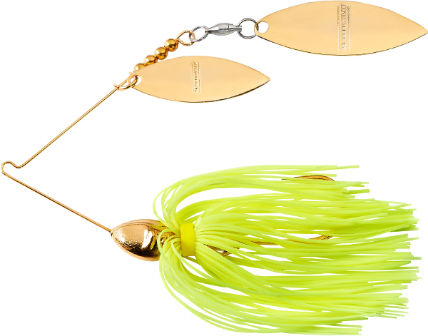 BOOYAH Vibra Wire Double Willow Spinnerbait - NEW SPINNERBAIT
